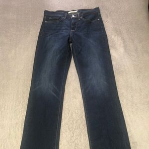 Women's Levi's 314 Shaping Straight jeans